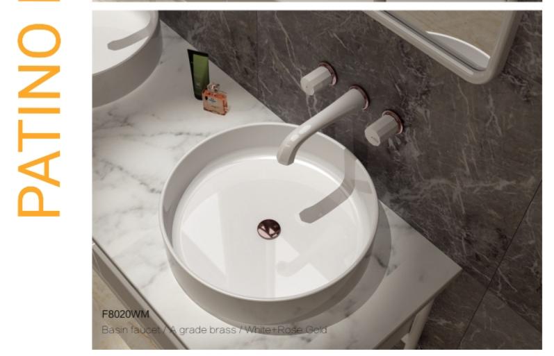 Thiết bị vệ sinh patino - bồn rửa tay